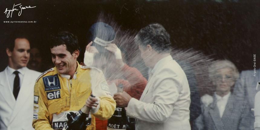 GP de Mônaco 1987/ Monaco Grand Prix - 1987