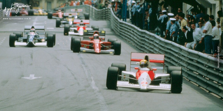 Mônaco 1990
