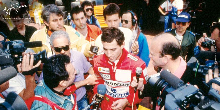 Mônaco 1989