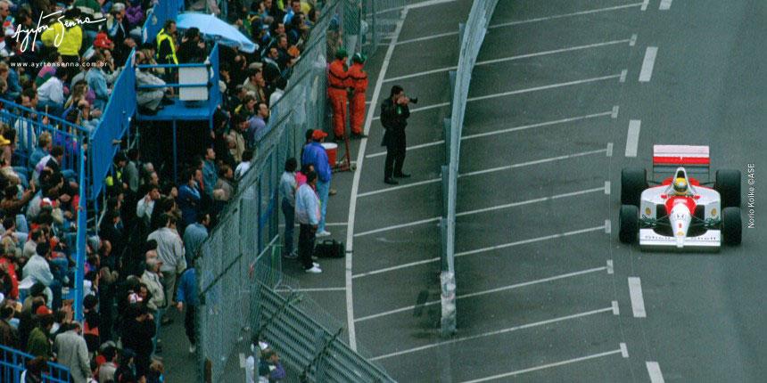 Mônaco 1991