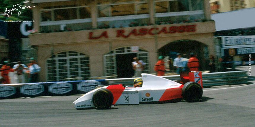 Mônaco 1993