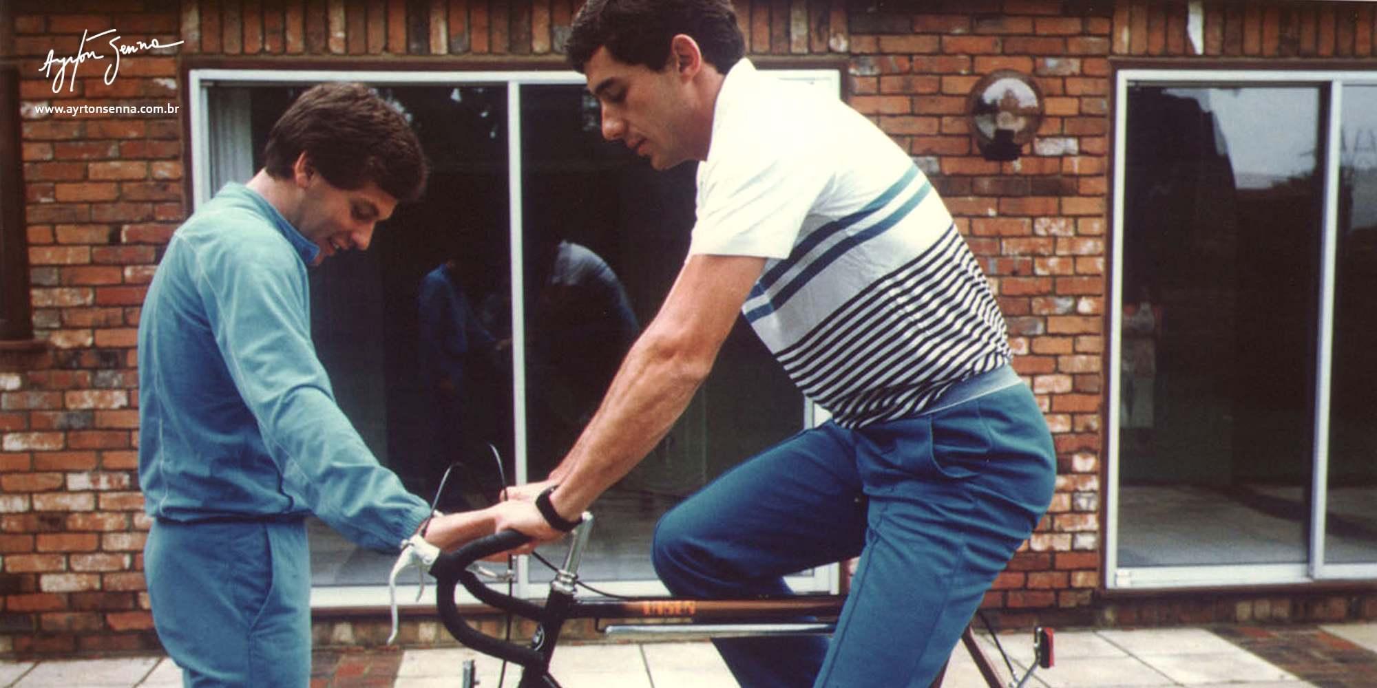 Gugelmin sobre polêmica entre Senna e Balestre: