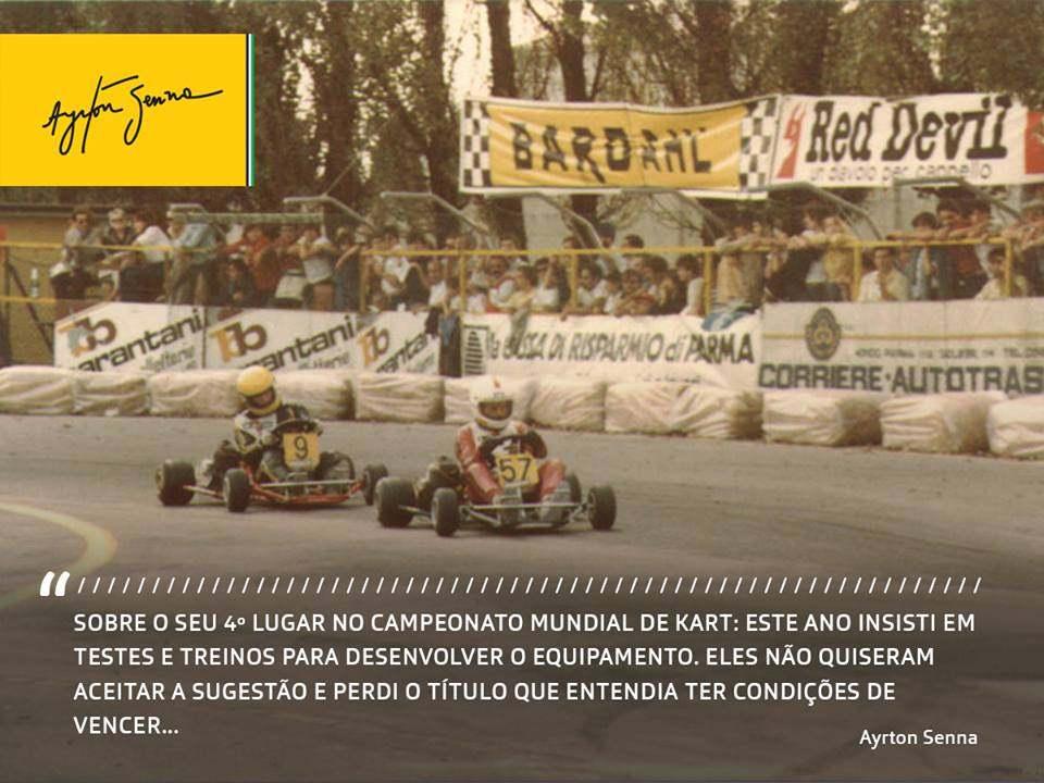Frases A História De Ayrton Senna