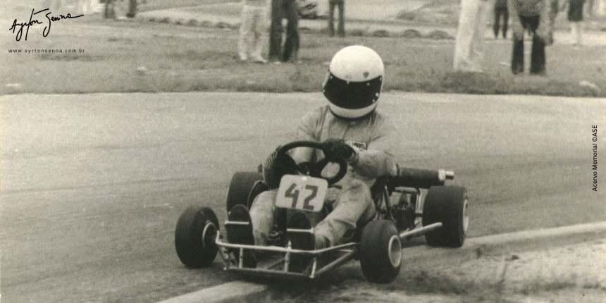 b79d07af62 Kart - A história de Ayrton Senna