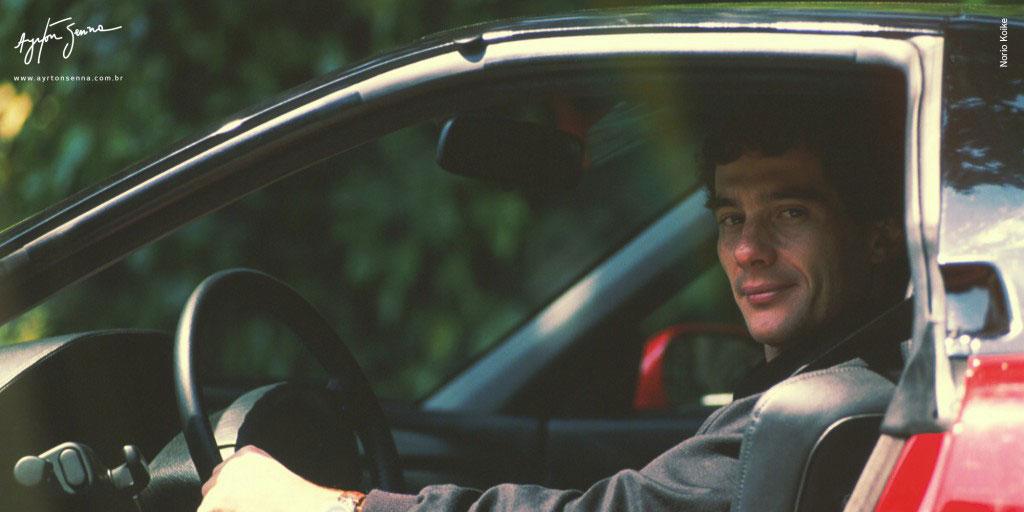 F1の貴公子と言われたアイルトン・セナもマクラーレンのドライバーだった