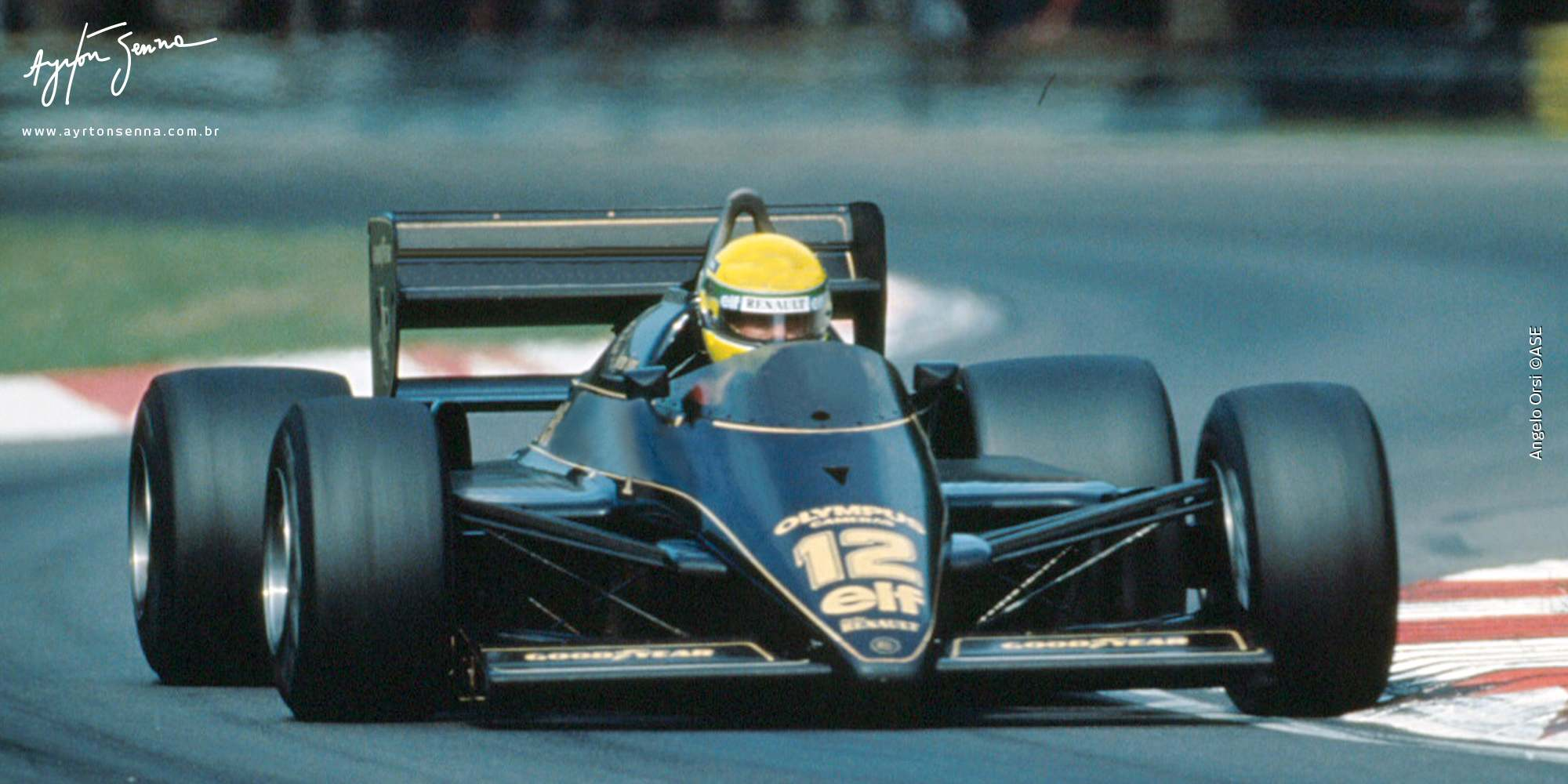 Historic Tracks Where Ayrton Senna Had Strong F1 Debuts