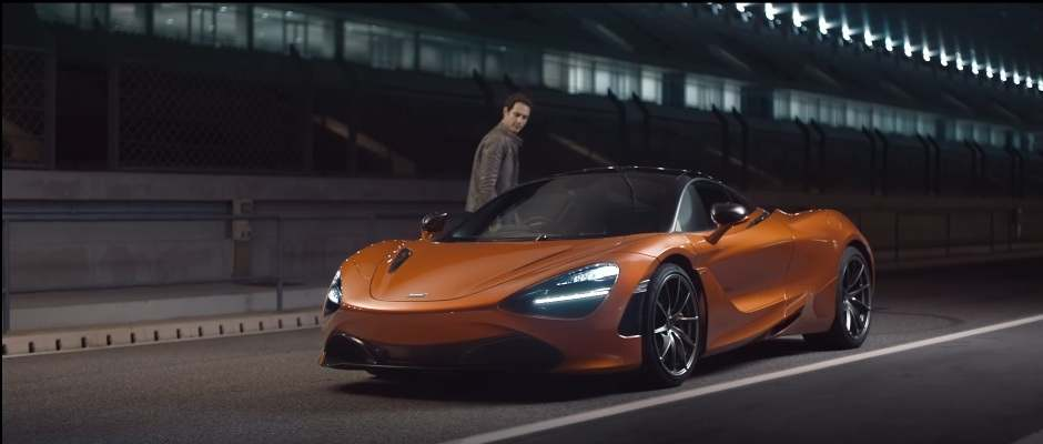 the new mclaren 720s gets a launch video featuring ayrton senna s voice and bruno senna s. Black Bedroom Furniture Sets. Home Design Ideas