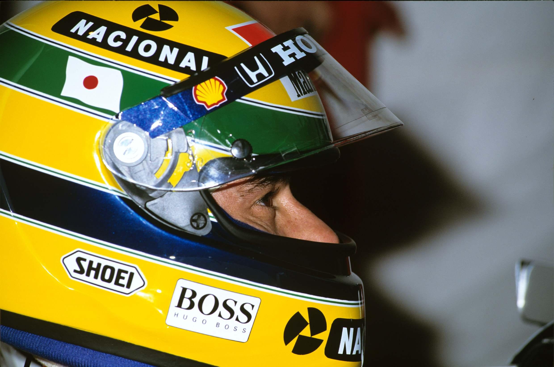 Ayrton Senna Mclaren And Honda Check Out Some Stats Of