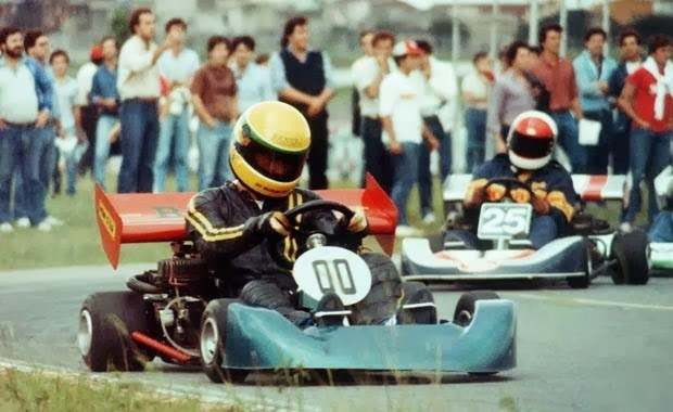 A well-known result, but with an unusual story: how Senna became a
