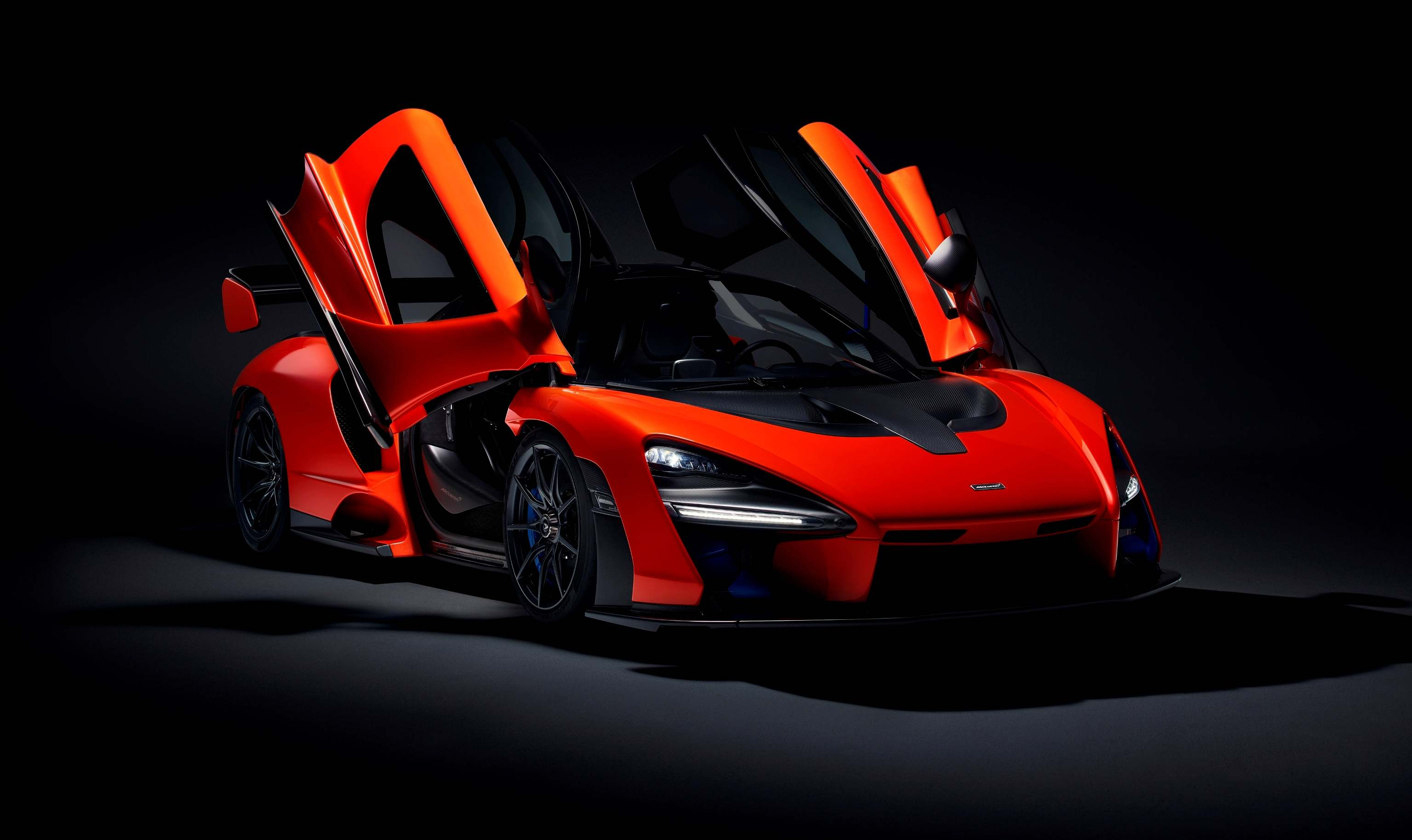 Mclaren Senna The Ultimate Car On Track And Road Ayrton