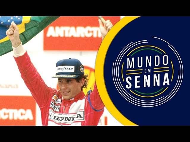 A admiração do mundo por Ayrton Senna | Mundo em Senna #6