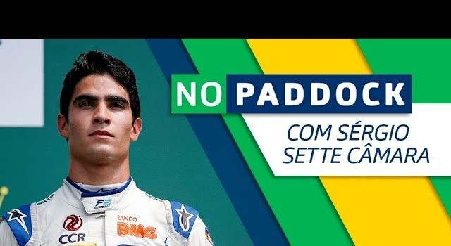 Entrevista com Sérgio Sette Câmara | No Paddock #7